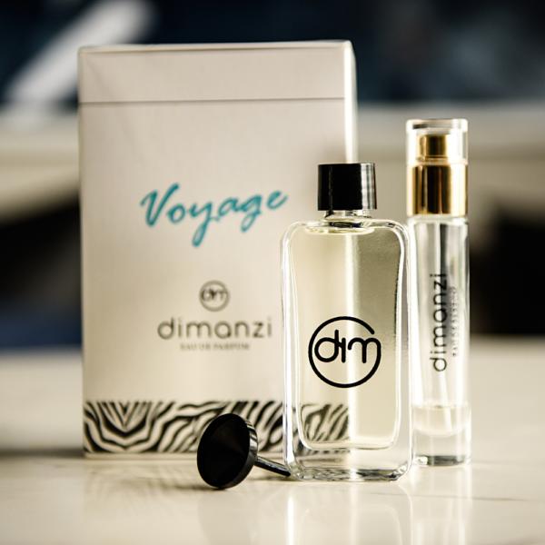 dimanzi Voyage travel eau de parfum